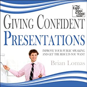 Giving Confident Presentations Audiobook