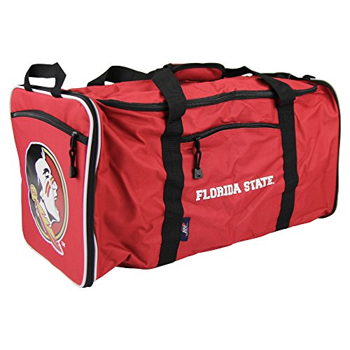 NCAA Team Logo Extended Duffle Bag (Florida State Seminoles)