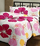 JaipurCrafts WebelKart Designer Collection Floral Ac Microfiber Blanket (Single Bed)