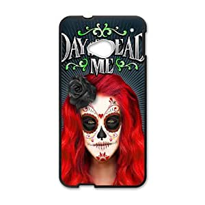 Day of the Dead For HTC One M7 Csae phone Case QYK620003
