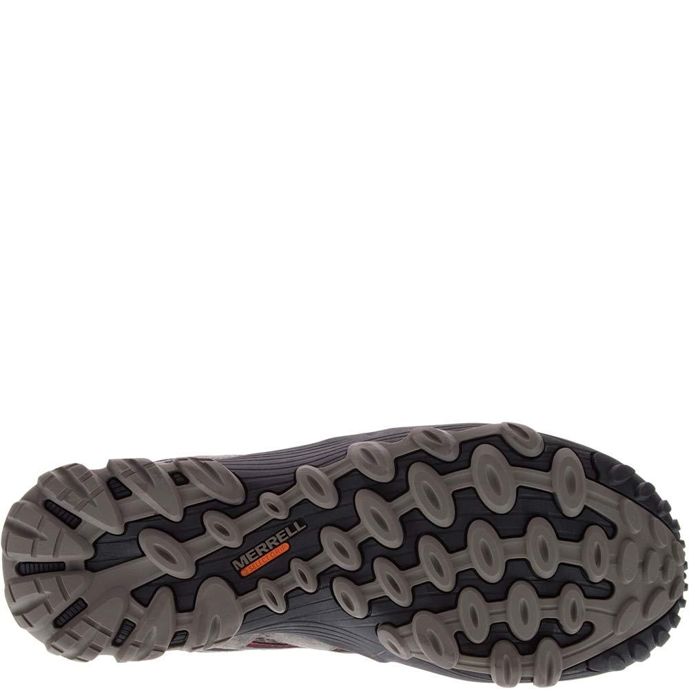 Merrell Cham 7 Limit Mid Waterproof, Stivali da Escursionismo Alti Uomo