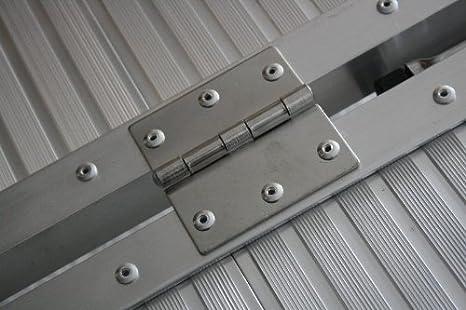 Jws - Rampa de aluminio plegable para silla de ruedas 150 cm [importado de alemania]: Amazon.es: Bricolaje y herramientas