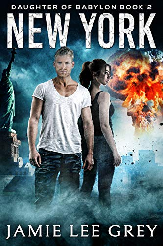 Daughter of Babylon, Book 2: New York by [Grey, Jamie Lee]