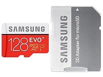 Branded Samsung-scheda de Memoria de 128 GB, MicroSDXC EVO, para ...