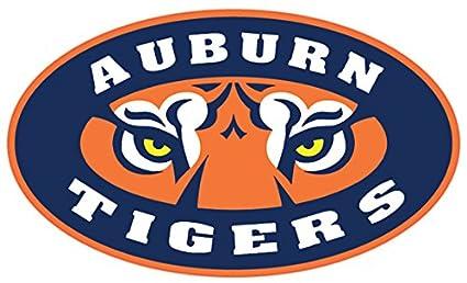 amazon com auburn university tigers 4 to 14 full color vinyl rh amazon com Auburn Tiger Cartoon Auburn Tigers Football Logo