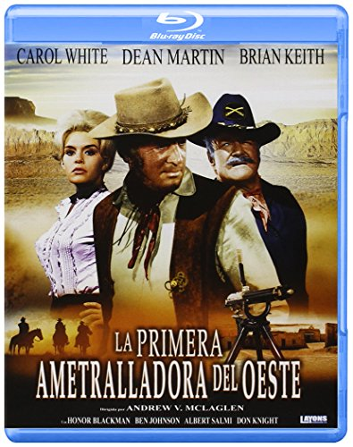 Something Big [ Blu-Ray, Reg.A/B/C Import - Spain ]