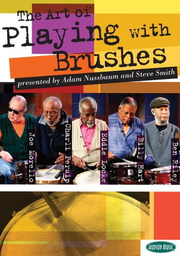 The Art of Playing with Brushes (2 DVD's + Play Along CD)