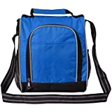 Lunchboxes For Kids By Bayfield - Shoulder Strap Blue Reusable Bags for Boys Girls