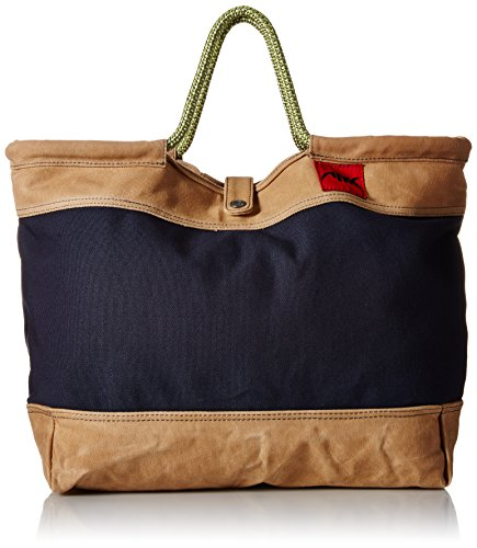 Mountain Khakis Market Tote, Navy, One Size ()