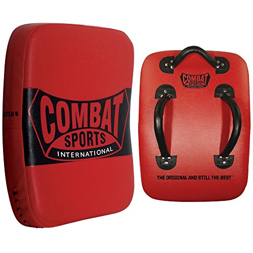 Combat Sports Kickboxing Muay Thai MMA Training Kick Punch Strike Shield Big Pad - Kid Kick Shield