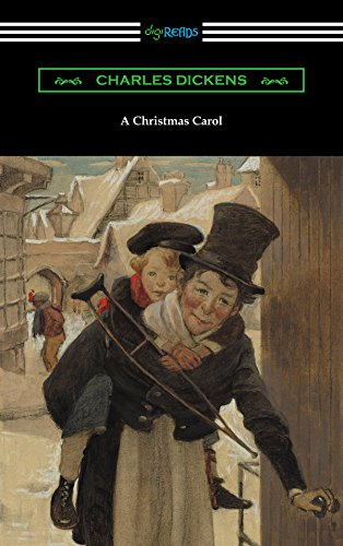 A Christmas Carol (Illustrated by Arthur Rackham with an Introduction by Hall Caine)