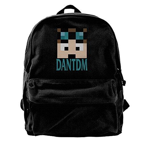 nndog-minecraft-daniel-middleton-dantdm-face-unisex-canvas-backpack-travel-bag-school-bag