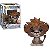Funko Sora [Lion Form] (E3 2019 Exclusive) POP! Vinyl Figure & 1 POP! Compatible PET Plastic Graphical Protector Bundle [#556 / 40687 - B]