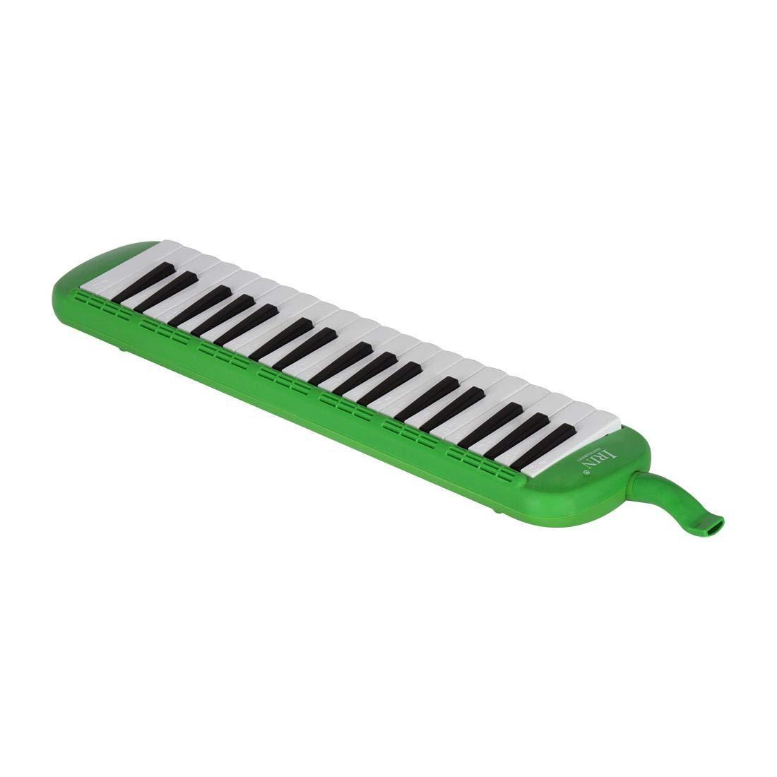 Mel/ódica Melodica para Ni/ños,37 Teclas Mel/ódica Plastico Kit de Instrumentos Musicales de Juguete con Boquilla con Bolsa de Transporte para Estudiantes Principiantes Regalo de Ni/ños