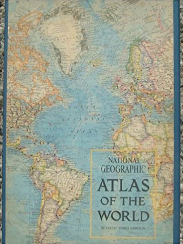 National geographic atlas of the world revised third edition national geographic atlas of the world revised third edition national geographic society amazon books gumiabroncs Gallery
