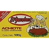 El Yucateco Achiote Red Paste, 3.5 oz.