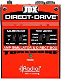 Radial JDX Direct-Drive - Active Guitar Amp Direct Box