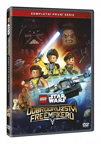 LEGO Star Wars: Dobrodruzstvi Freemakeru 1. serie 2DVD (Lego Star Wars: The Freemaker Adventures)