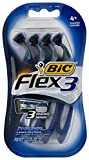 Bic Flex 3 men's shaver, 4 count (2 packs)
