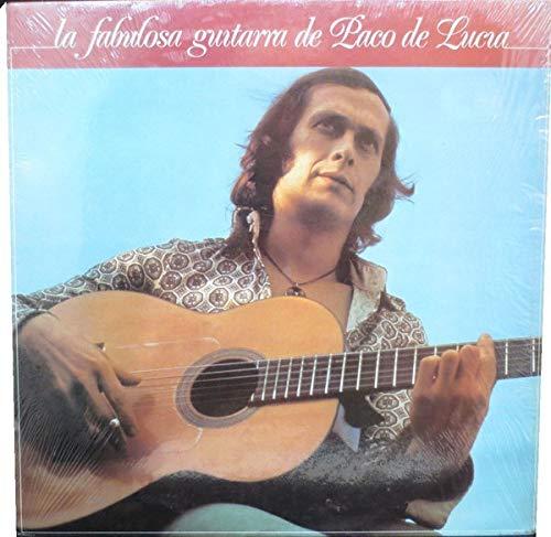 La Fabulosa Guitarra de Paco : Paco de Lucía, Ricardo Modrego ...