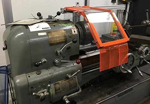 Lathe Guard for Hardinge HLV/Tool Room Lathes, ATS Safety ... on
