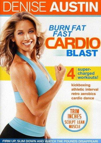 Da: Burn Fat Fast Cardio Blast (Denise Austin Kickboxing Cardio Fat Blast Workout)