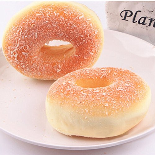 Squishy Uae : Jumbo Squishy Food Bagels Bread, 1 Piece - Buy Online in UAE. Office Product Products in the ...