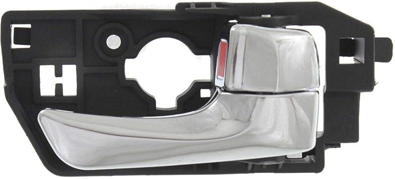 Chrome Inside For Sonata 08-10 REAR DOOR HANDLE RH