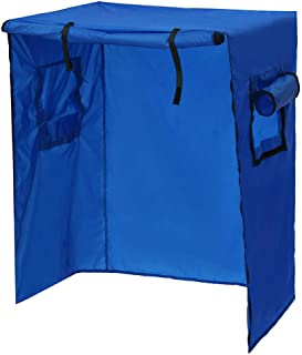 lzndeal Parrots Aviary Birds Cage Cover Seed Catcher Guard Bag Waterproof Lightweight Protection