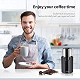 SHARDOR Coffee Grinder Electric, Electric Coffee