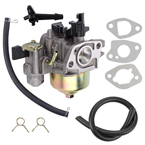 Buckbock Carburetor for Ruixing 5.5HP 6.5HP 168F Water Pump Pressure Washer - Huayi Carburetor for Honda GX160 5.5 HP GX200 6.5 HP Engine WP30X Water Pump Pressure Washer