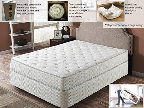 Spa sensations 5 twin memory foam youth mattress