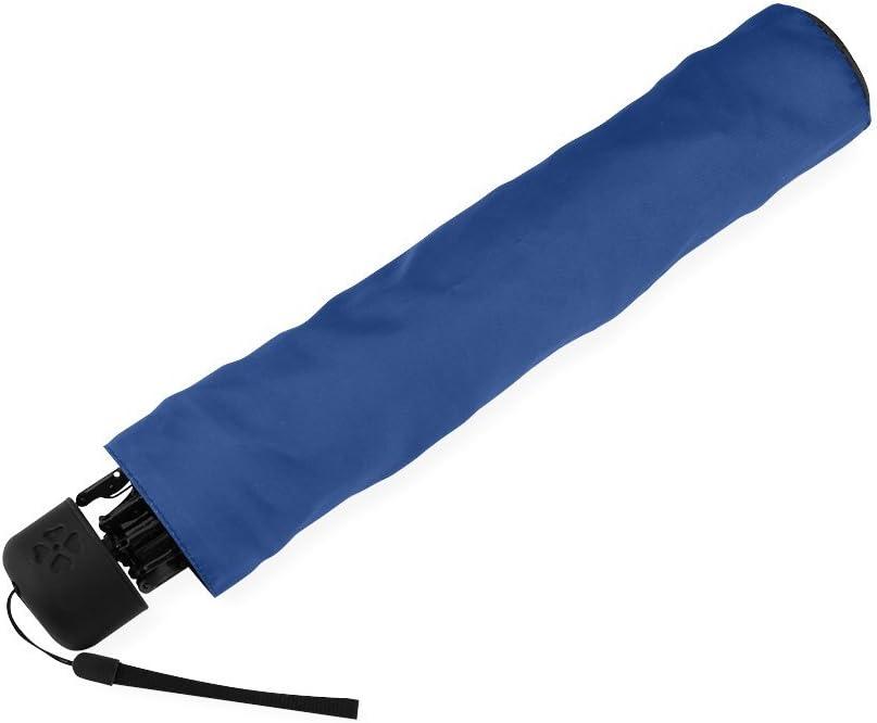 Custom New Hampshire State Flag Compact Travel Windproof Rainproof Foldable Umbrella