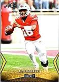 #9: 2018 Leaf Draft Gold #26 J.T. Barrett Ohio State Buckeyes Football Card