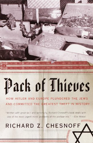 Amazon pack of thieves how hitler and europe plundered the pack of thieves how hitler and europe plundered the jews and committed the greatest theft fandeluxe Gallery