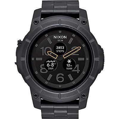 Nixon Mission SS Watch