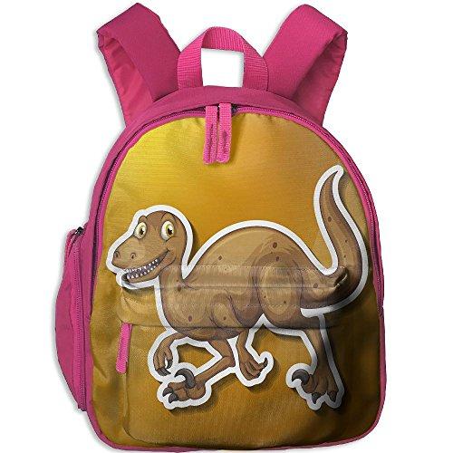Children School Backpacks Kid's School Bags Dinosaur Clipart Shoulder Bag For Boys Girls Purse Clipart
