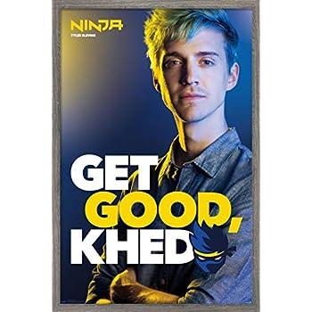 Amazon.com: Trends International Ninja - Get Good Wall ...