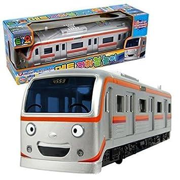 Conocido Conoció El Autobús Tayo Pequeño Metro Chibikko Tren b7gyIvm6Yf