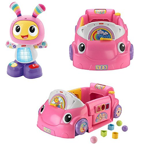 Fisher-Price Bright Beats Dance & Move Beat Belle, Laugh &