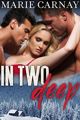Sassy Snow (In Two Deep: BBW Menage Romance (Mill Creek Menage Book 3))