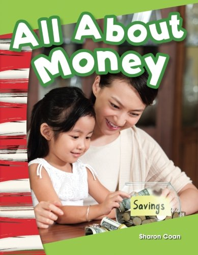 All About Money  Social Studies Readers   Content And Literacy
