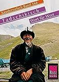 Reise Know-How Sprachführer Tadschikisch - Wort für Wort: Kauderwelsch-Band 168