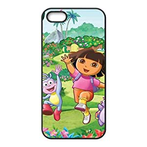 YESGG Dora Case Cover For iPhone 5S Case