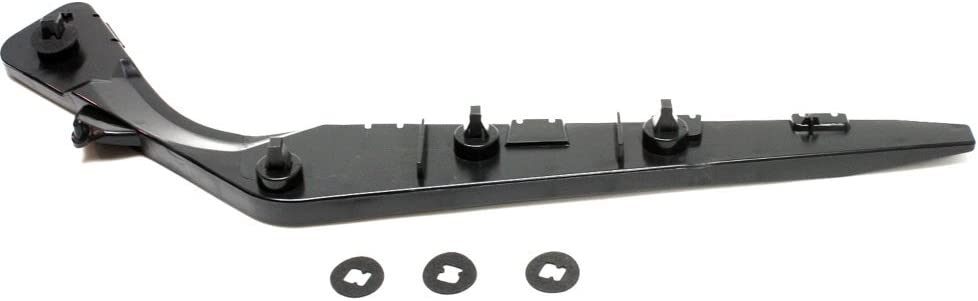 Bumper Bracket Rear Left Side Plastic compatible with Nissan Sentra 07-12 Stay