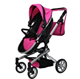 Mommy & me 2 in 1 Deluxe doll stroller EXTRA TALL 32 HIGH (view all photos) 9695