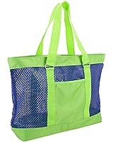 Eastsport Mesh Tote Beach Bag