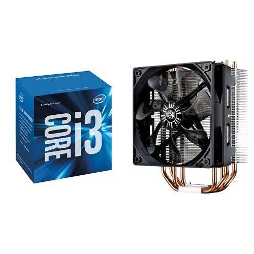 Intel BX80662I36100 Core i3-6100 3M Cache, 3.70 GHz Proce...