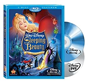 Sleeping Beauty (Two-Disc Platinum Edition Blu-ray/DVD Combo + BD Live) [Blu-ray]