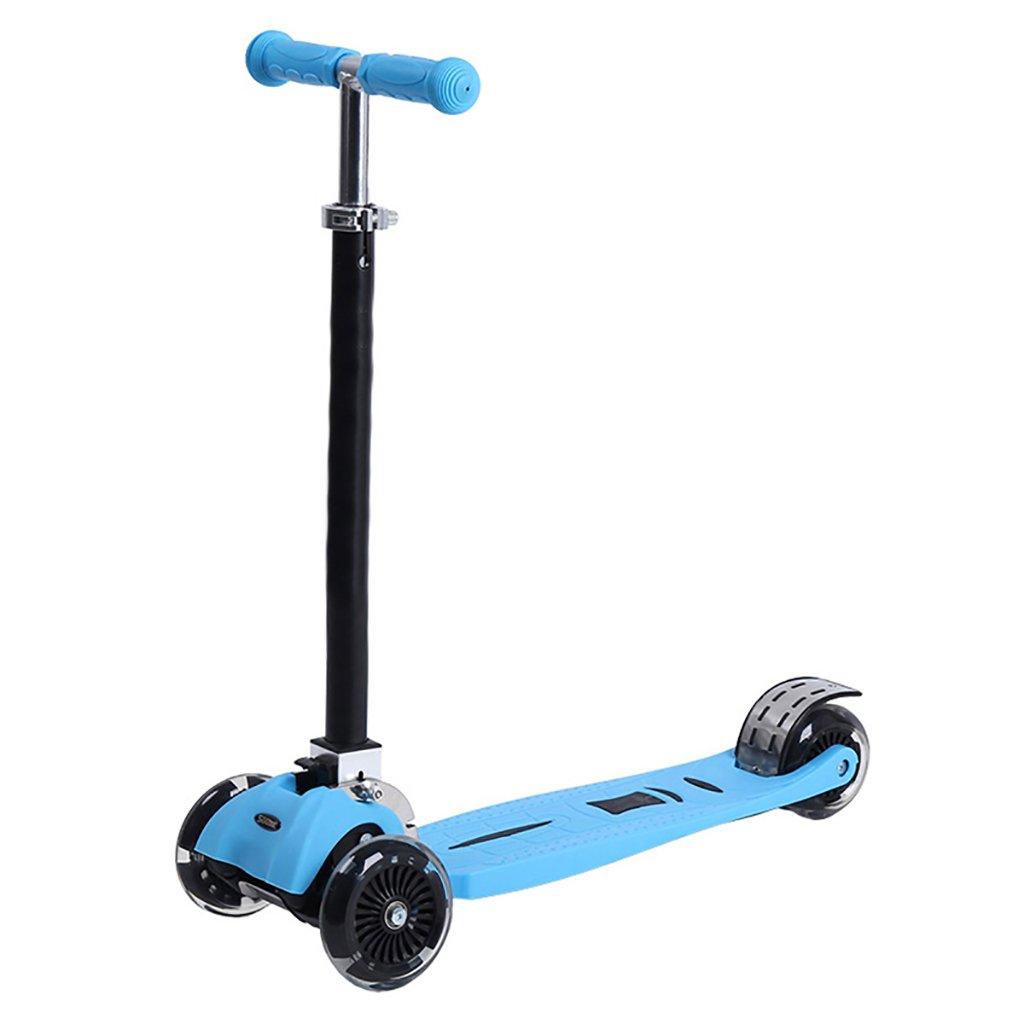 【最安値】 YONGLIANG B07CCMC8WB アウトドア用品子供用スクーターメーター型スクーターは、浮き上がる可能性があります 青。フラッシュホイールスクーターサーフ式おもちゃ B07CCMC8WB 青, アクリル専門store ヒョーシン:0e346b07 --- a0267596.xsph.ru